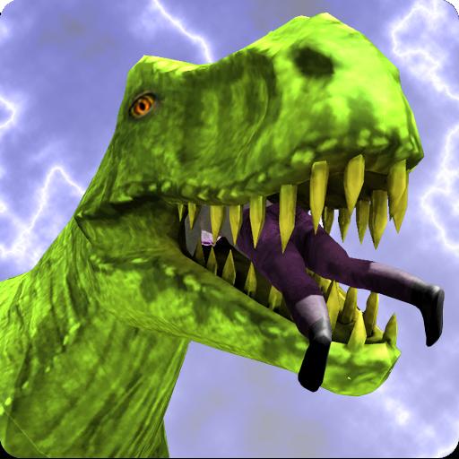 Real Dinosaur Attack City Hunting Simulator 2018