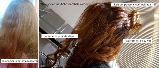 cabelo ruivo tinta 7.4