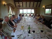 Handover 29th June 2014 Cumberwell Park Golf Club