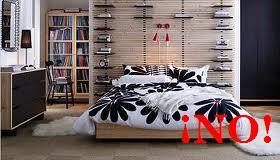 More than chic notas b sicas de feng shui para tu dormitorio for Feng shui cama matrimonial