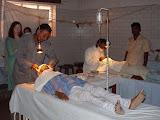 Cataract operations at Bilari Community Hospital
