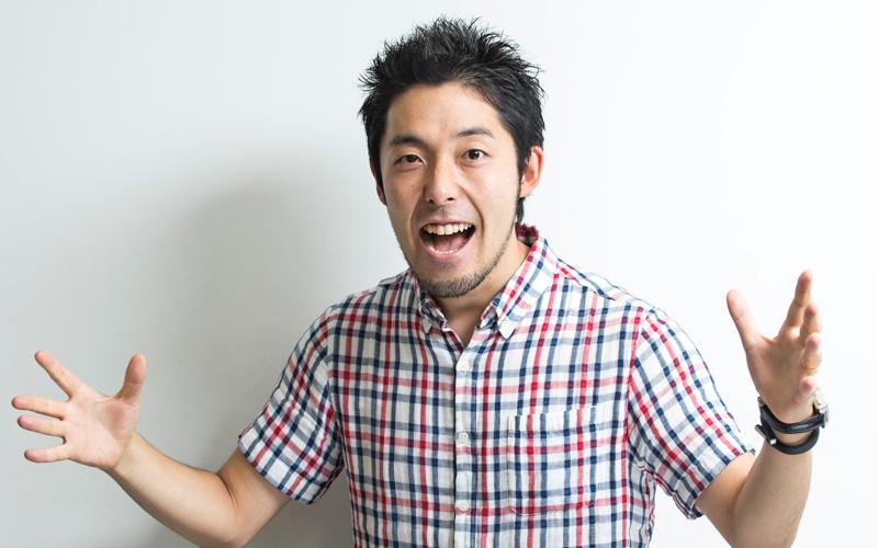 オリエンタルラジオ中田敦彦さん