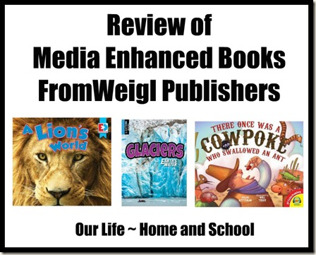 Weigl Publishers Review