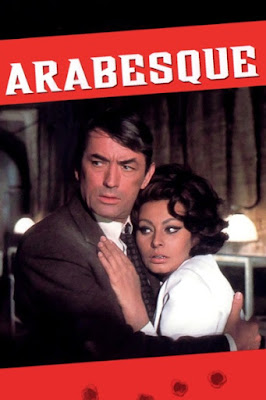 Arabesque (1966) BluRay 720p HD Watch Online, Download Full Movie For Free