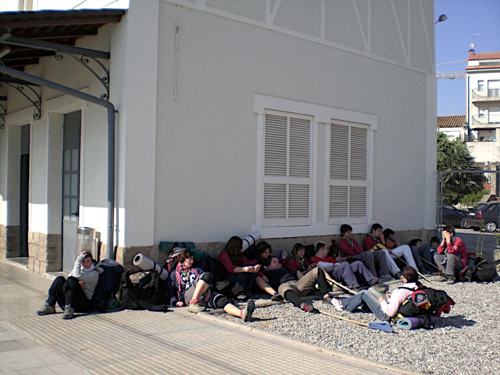 Sortida Sant Salvador de les espasses 2006 - CIMG8498.JPG