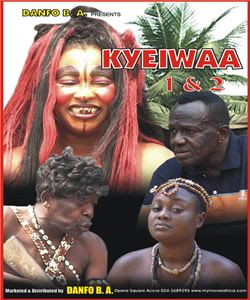 "Cast Of ""Kyeiwaa Part 1, 2, 3, 4, 5, 6, 7, 8, 9, 10, 11"""