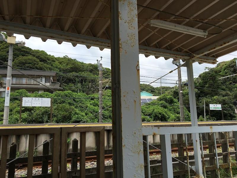 11:30 再び鵜原駅