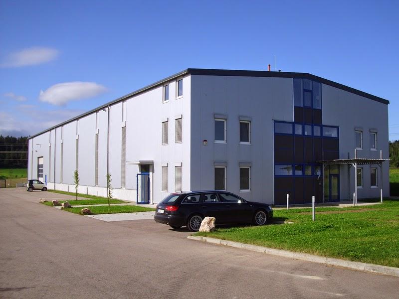Lagerhalle mit Verwaltungstrakt Wilhermsdorf