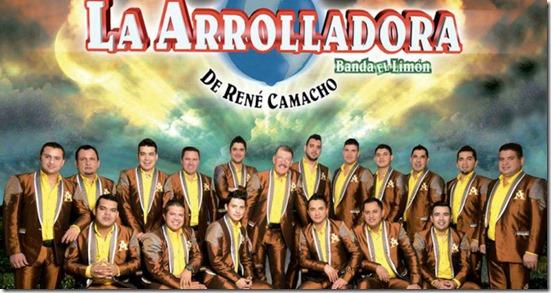La Arrolladora Banda el Limon 2016 monterrey comprar boletos baratos hasta adelante VIP