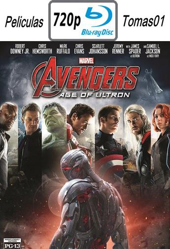 Avengers 2: Era de Ultrón (2015) (AC3 5.1) (BRRip) BDRip m720p