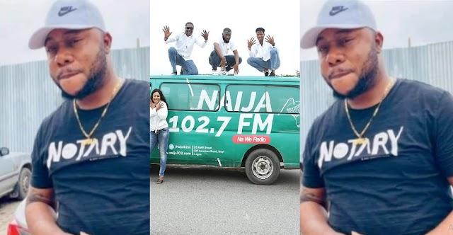 Popular Naija FM OAP, Titus Badejo 'Eja Nla' Shot Dead In Ibadan