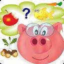 Well-fed farm (for kids) APK