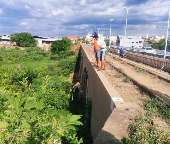 Homem é encontrado morto no Rio Pajeú em Afogados