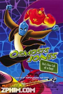 Cảnh Sát Bạch Cầu - Osmosis Jones (2001) Poster