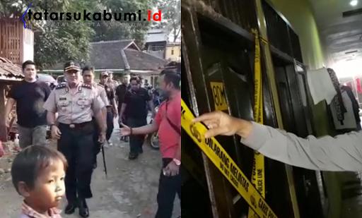 Ledakan di Sukabumi, AKBP Nasriadi : Kita Menunggu Dari Tim Jibom Polda Jabar