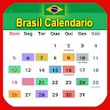 Brasil Calendário 2020 icon