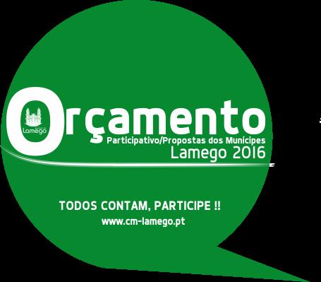 Orçamento Participativo 2016 - Lamego