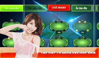 Screenshot of Game bai online 2015