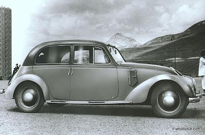 1935 Fiat 1500