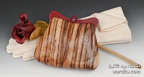 ابداعات واقعية نحت على الخشب
