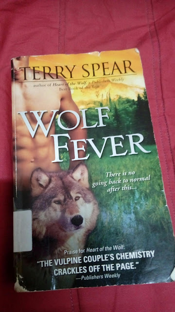 Wolf Fever (Heart of the Wolf Series, # 6) by Terry Spear