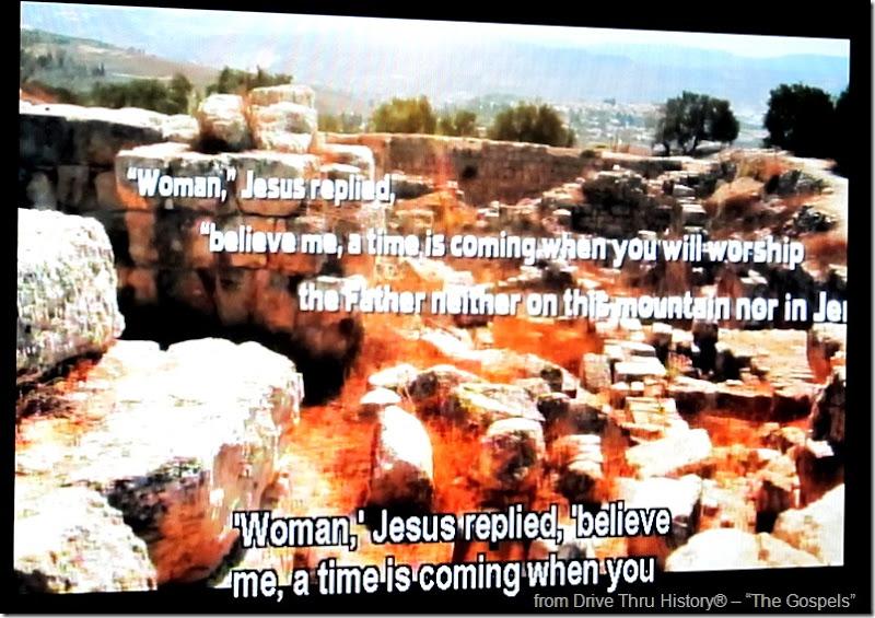 "Drive Thru History® – ""The Gospels"" 2"