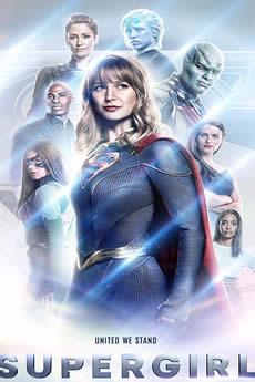 Baixar Série Supergirl 5ª Temporada Torrent Grátis