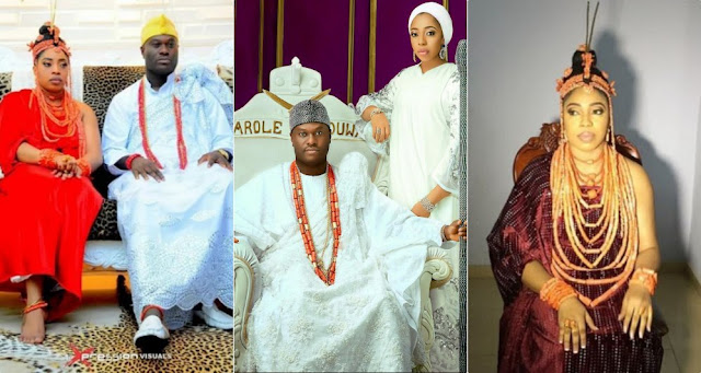 Ooni Of Ife To Marry A New Wife After Marriage Crash With Olori Wuraola (Photos)