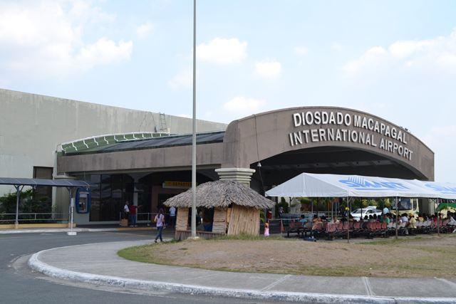 クラーク国際空港・フィリピン
