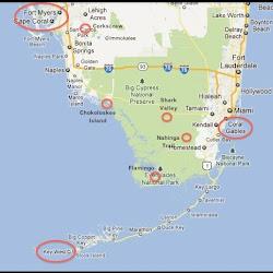 Shark Valley: Everglades NP