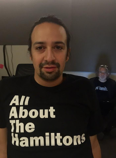 Lin Manuel Miranda Profile pictures, Dp Images, Display pics collection for whatsapp, Facebook, Instagram, Pinterest.