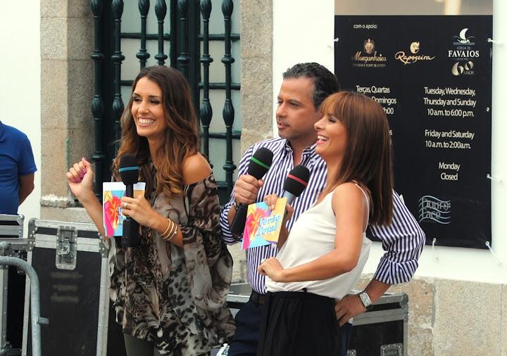 """RTP dedica """"Aqui Portugal"""" de amanhã ao concelho de Lamego"""