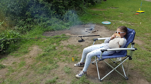 Camping  at St Ives Farmhouse