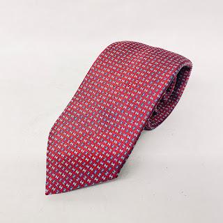 Hermès Woven Tie