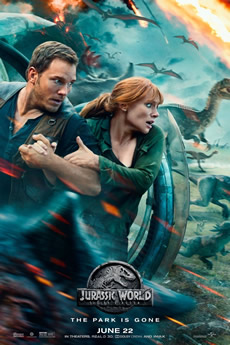 Baixar Jurassic World: Reino Ameaçado Torrent
