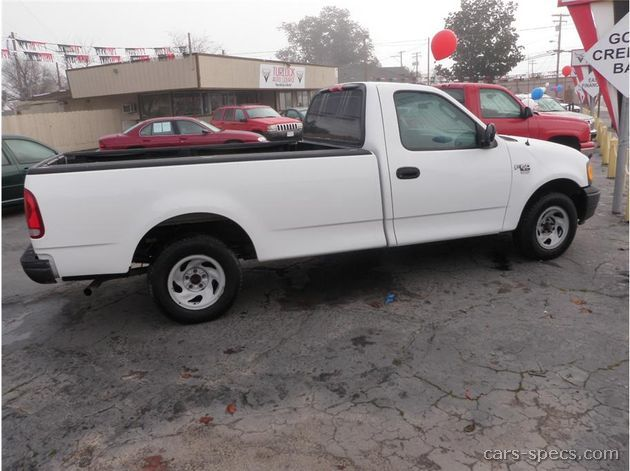 2004 ford f 150 heritage regular cab specifications pictures prices. Black Bedroom Furniture Sets. Home Design Ideas