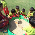 SANDPLAY AT WITTY WORLD (PLAY GROUP), 20 SEP 2016