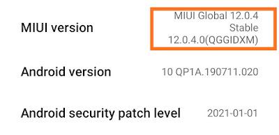 Cara Mendapat Update MIUI Lebih Cepat No PC No Root