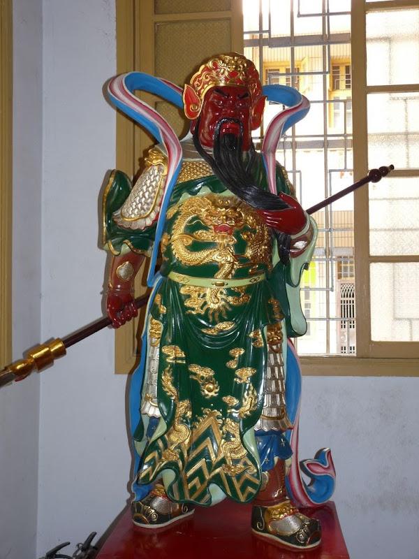Xiamen, dans un temple
