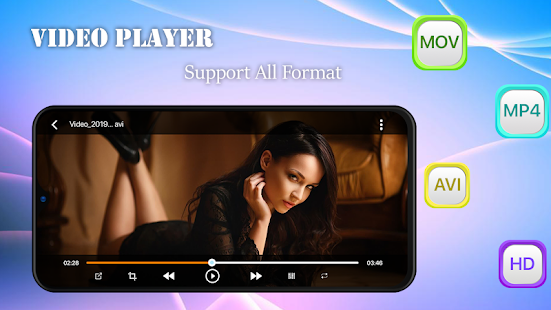 Download SX Video Player - All Format HD Video Player 2020 APK