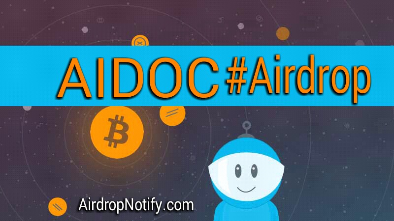AIDOC Crypto Airdrop Alert | Free Airdrop Cryptocurrency