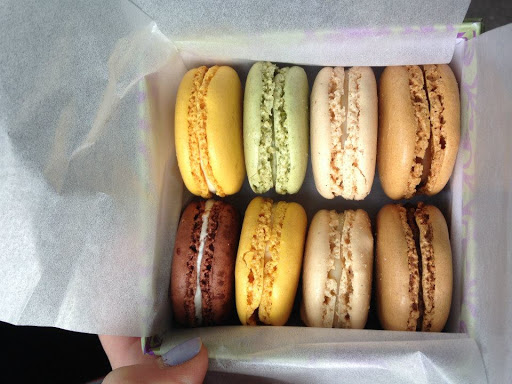 French Macarons. #StudyAbroadBecause... it will be the best four months of your life!