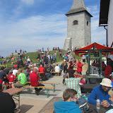 Naj planinska koča 2015 - planinski dom na Kumu