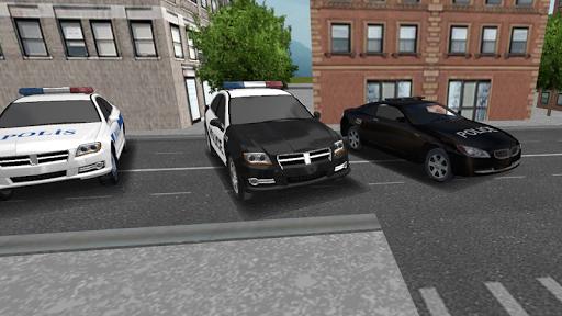 模擬必備免費app推薦|警察の車の駐車シミュレータ線上免付費app下載|3C達人阿輝的APP