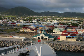 View of Basseterre, Saint Kitts