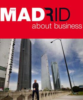 Madrid atrajo 8.635 millones de euros de inversión extranjera en 2013