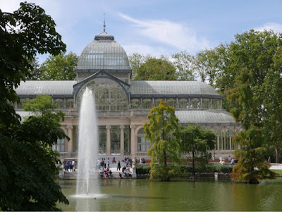The Crystal Palace, Madrid.