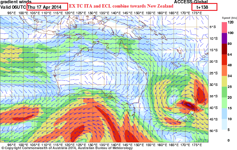NZ low 17th april 2014