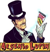 Arsenio Lupín David Baf