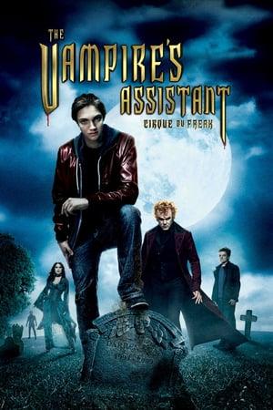 Cirque du Freak: The Vampire's Assistant (2009) Bluray Subtitle Indonesia